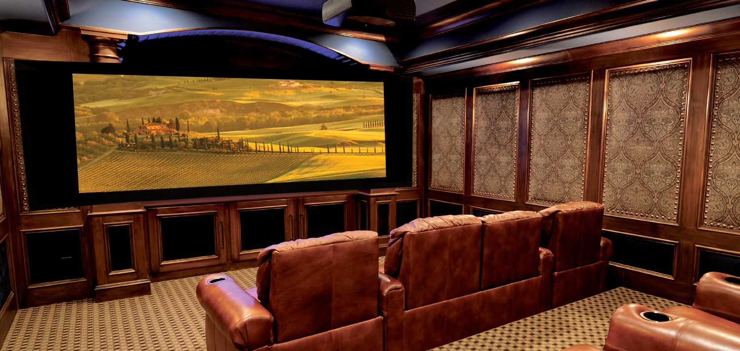 Custom Home Theaters And Media Rooms Summit Control Systems LLC